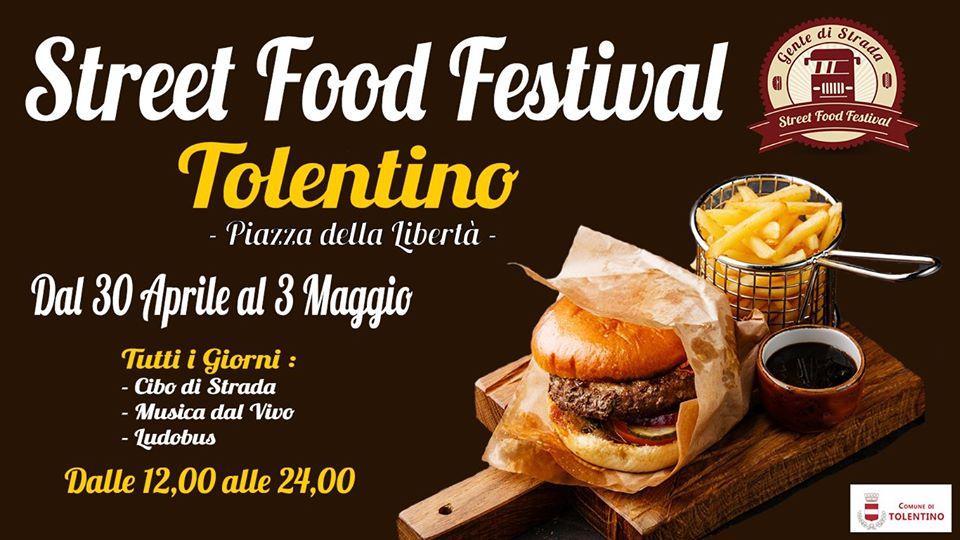 Tolentino Street Food Festival - 2° edizione