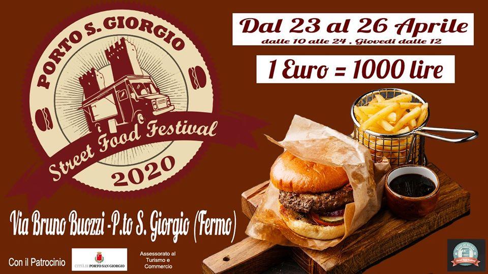 Porto San Giorgio Street Food Festival - 5° edizione