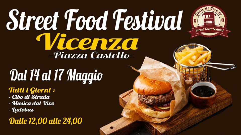 Vicenza Street Food Festival - edizione 2020