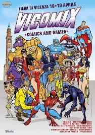 VICOMIX. Fiera del Fumetto - 6° edizione
