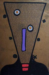 THE MOON TRIBE. Personale di Giuseppe Piccione tra Cubismo Sintetico e Pop Art