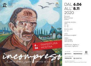 INCOMPRESO. La vita di Antonio Ligabue attraverso le sue Opere