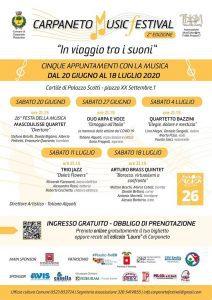 Carpaneto Music Festival - In Viaggio tra i Suoni