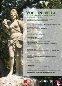 Voci in Villa