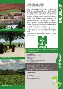 Giornata Nazionale Trekking urbano - 17° Edizione