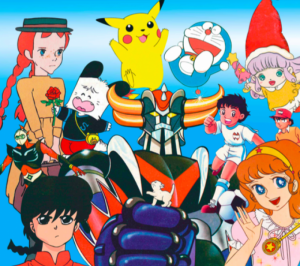 Anime Manga. Storie di Maghette, Calciatori e Robottoni