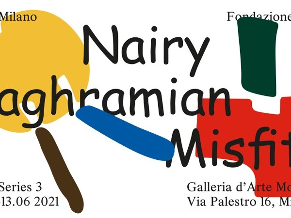 NAIRY BAGHRAMIAN. MISFITS