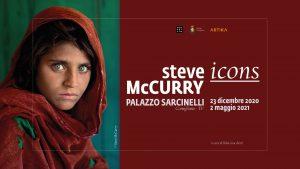 STEVE MCCURRY. ICONS