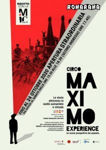Circo Maximo Experience 2020