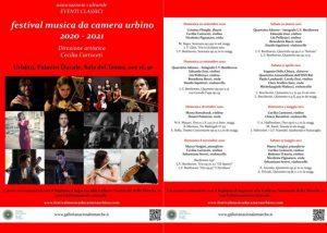 Festival Musica da Camera Urbino