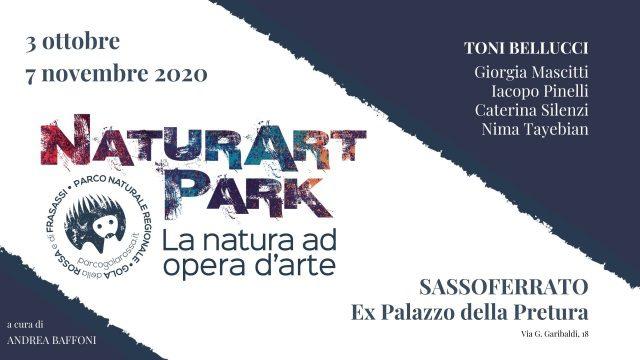 NaturArt Park, la Natura ad Opera d'Arte