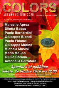 Colors: Autumn Edition 2020