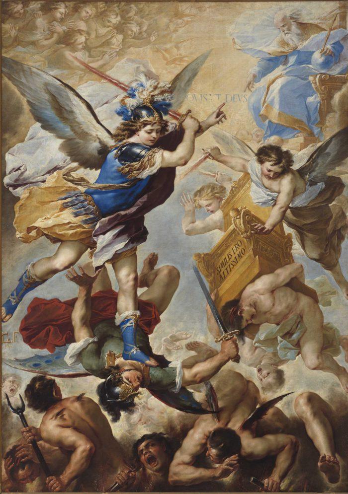 Luca Giordano, dalla Natura alla Pittura