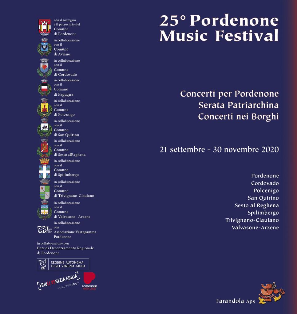 Pordenone Music Festival - 25° Edizione