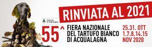 Fiera del Tartufo ad Acqualagna - 55° Edizione