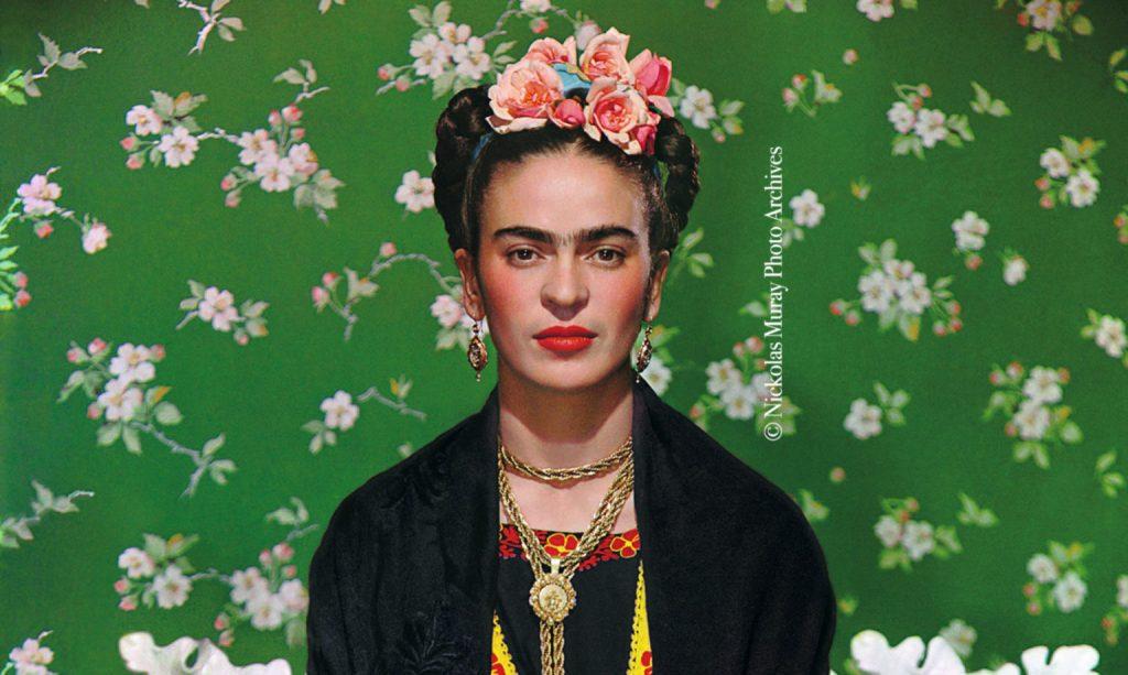 FRIDA KAHLO - Through the Lens of Nickolas Muray