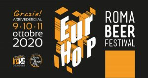 8° EURHOP! Roma Beer Festival