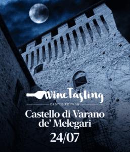 Degustazione itinerante e visita guidata al castello di Varano De' Melegari
