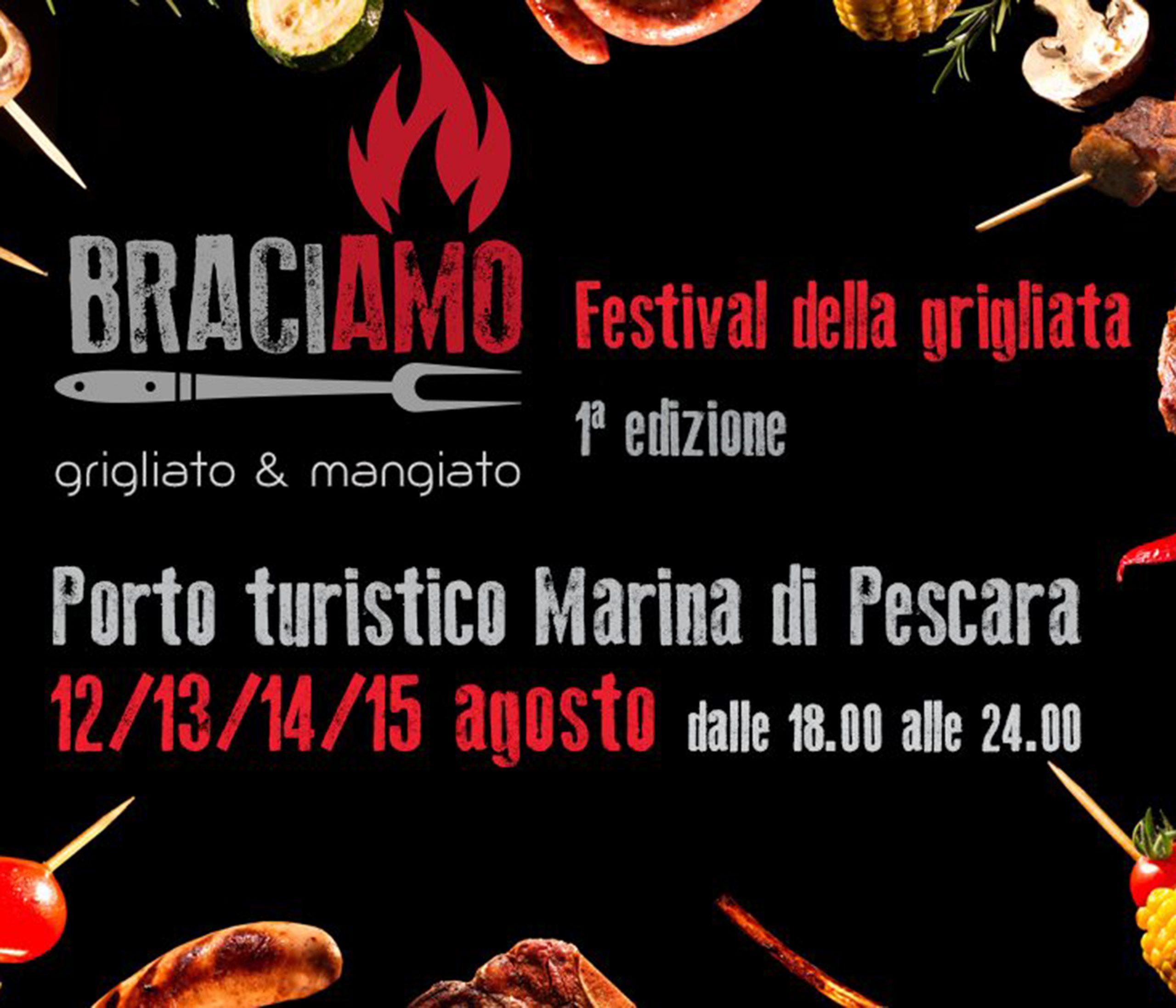 BraciAmo - Festival della grigliata