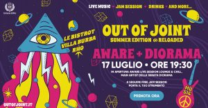 Out of Joint - Summer Edition