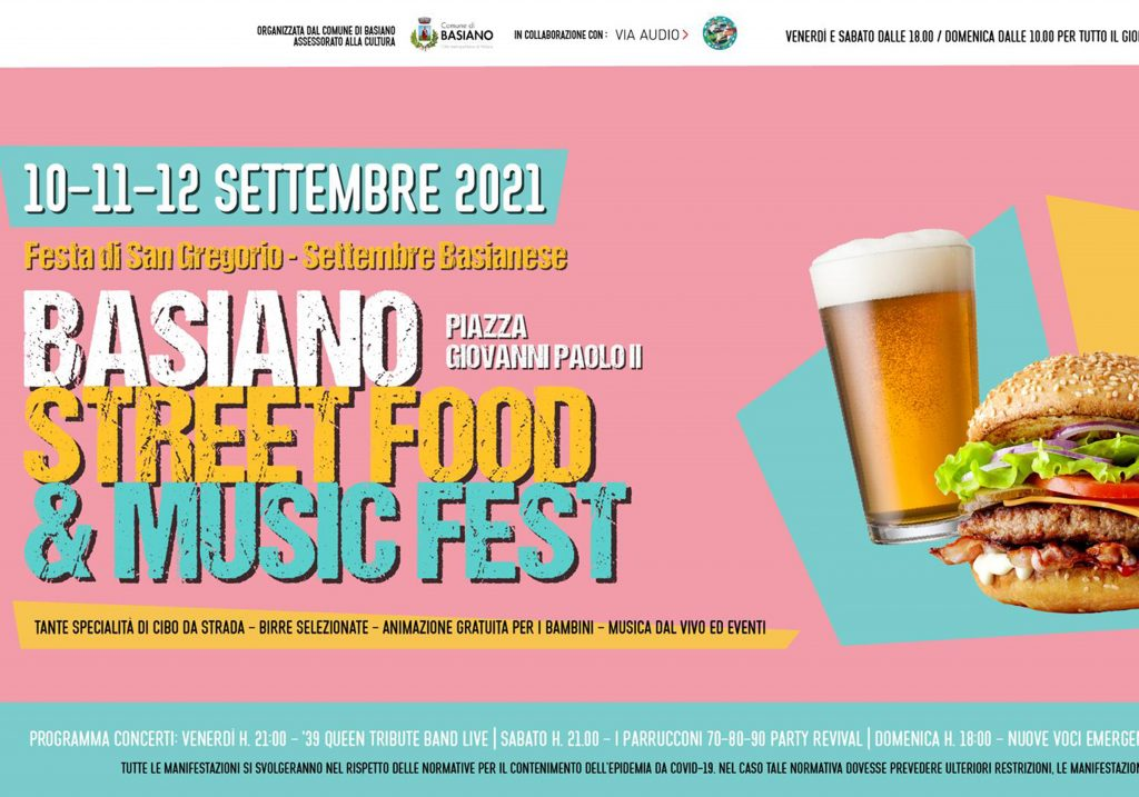 Basiano Street Food & Music Fest