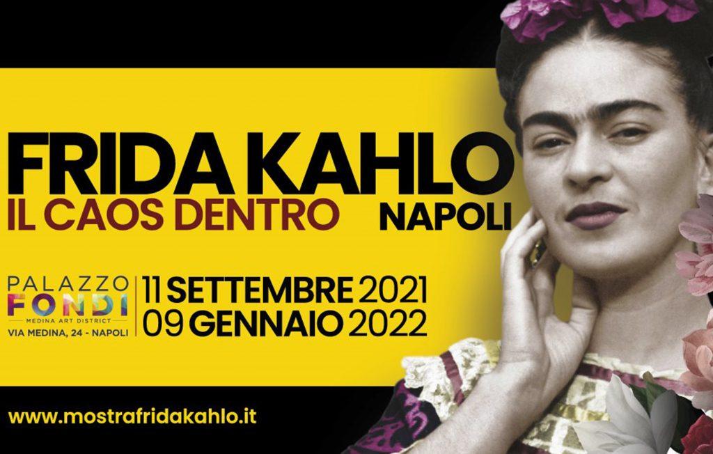 Frida Kahlo – Il Caos Dentro