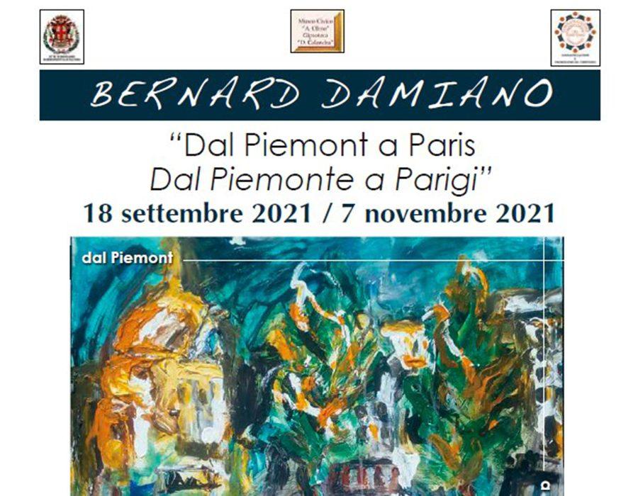 Bernard Damiano - Dal Piemonte a Parigi