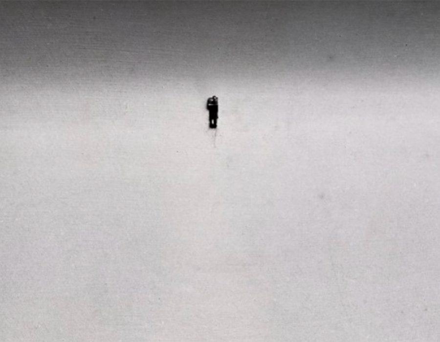 Claudio Parmiggiani - Delocazione
